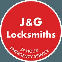 Durable locks at J&G Locksmiths in Ashtead
